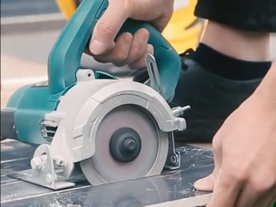 Continuous Rim Chop Saw Wheel