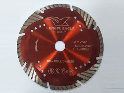 Segmented Chop Saw Wheel
