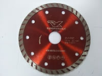 Turbo Rim Chop Saw Wheel